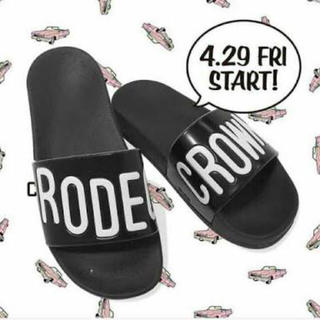 ロデオクラウンズ(RODEO CROWNS)のRODEO CROWNS♡サンダル(サンダル)