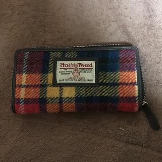 シマムラ(しまむら)のハリスツイードの長財布(財布)