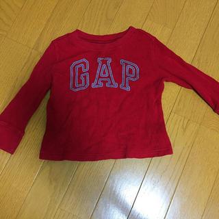ギャップ(GAP)のgap 長袖 Tシャツ ロンT(シャツ/カットソー)