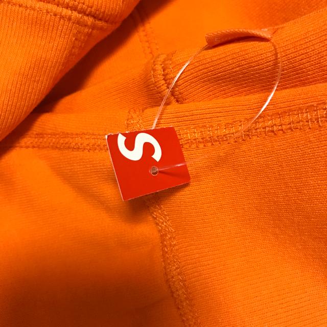 Supreme(シュプリーム)のsupreme sleeve arc hooded sweatshirt メンズのトップス(パーカー)の商品写真