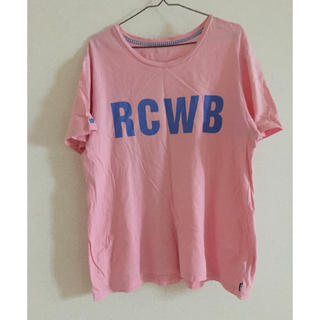 ロデオクラウンズワイドボウル(RODEO CROWNS WIDE BOWL)のRODEO CROWNS WIDE BOWL(Tシャツ/カットソー(半袖/袖なし))