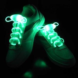 ☆流行り☆LED 光る 靴ひも ファッション ナイトラン 全6カラー(スニーカー)