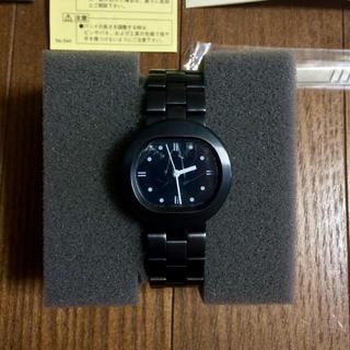 ムジルシリョウヒン(MUJI (無印良品))の無印良品 TAXIの時計 メタルバンド腕時計 (腕時計)