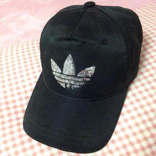 アディダス(adidas)のadidas キャップ帽(キャップ)