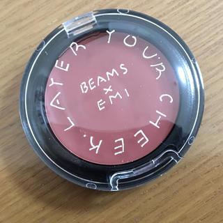 ビームス(BEAMS)のゆうmama様専用 鈴木えみプロデュースビームスコラボ チーク&リップ(ファッション)