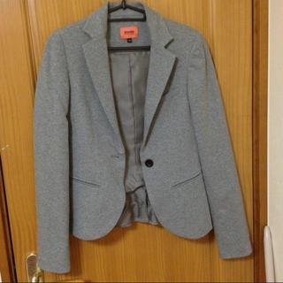 ベルシュカ(Bershka)のスウェット素材テーラードジャケット(テーラードジャケット)