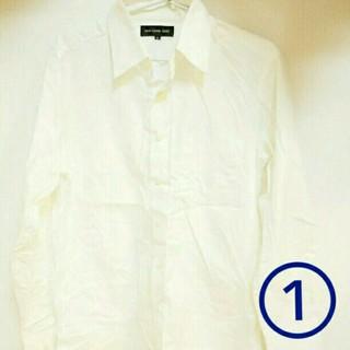 ユニクロ(UNIQLO)のUNIQLO FINE CLOTH SHIRT Mサイズ(シャツ)