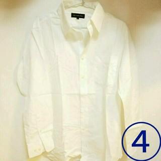 ユニクロ(UNIQLO)のUNIQLO FINE CLOTH SHIRT Lサイズ(シャツ)