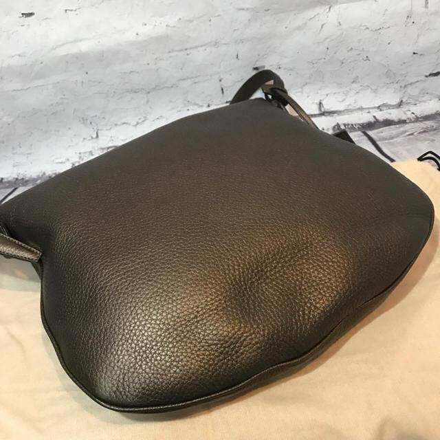 LOEWE(ロエベ)の未使用品 LOEWE ヘリテージ ショルダー ブラウンカラー レディースのバッグ(ショルダーバッグ)の商品写真