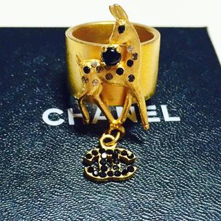 シャネル(CHANEL)の🍀 レア 🐞 ChANEL 🐞(リング(指輪))
