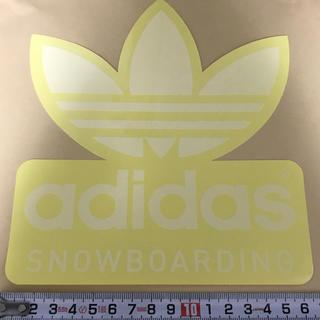 アディダス(adidas)のadidas アディダス ステッカー(アクセサリー)
