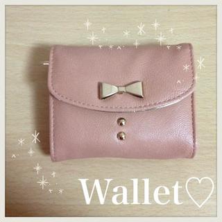 ジエンポリアム(THE EMPORIUM)のribon wallet♡(財布)