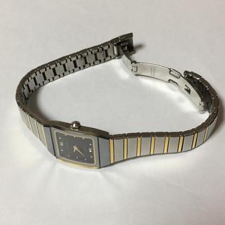 ラドー(RADO)の週末値下げ❣️お値打ち❣️ラドー レディース 腕時計(腕時計)