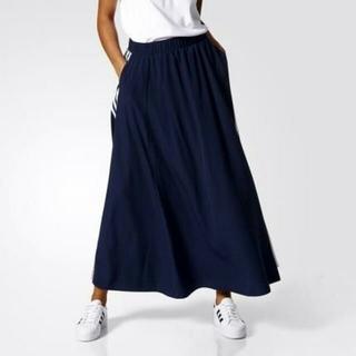 アディダス(adidas)の新品未使用 adidas originals 大人気 ロングスカート(ロングスカート)