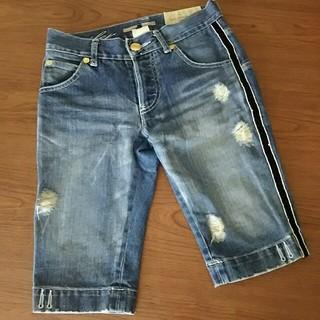 ダブルスタンダードクロージング(DOUBLE STANDARD CLOTHING)のダブルスタンダード  デニム(ハーフパンツ)