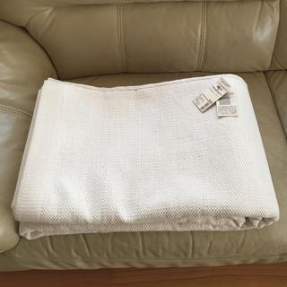 ムジルシリョウヒン(MUJI (無印良品))の無印購入 オーガニックコットン手織ラグ200×240(ラグ)