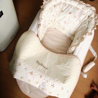 シマムラ(しまむら)の定価12800円 5way バッグde クーファン(ベビー布団)