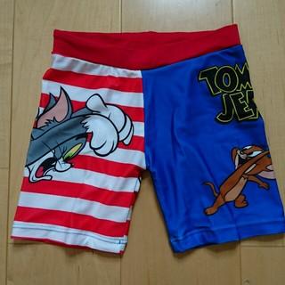 シマムラ(しまむら)の120㎝、水着、海水パンツ、トムとジェリー(水着)