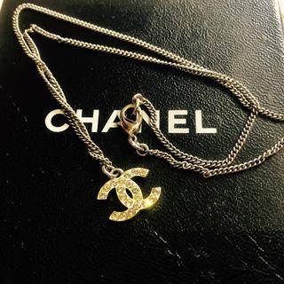シャネル(CHANEL)のCHANEL♡ネックレス(ネックレス)
