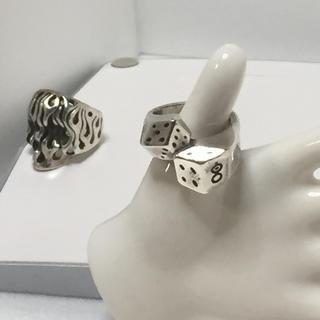 ガッチョ  gucho 2.5Dダイスリング silver925(リング(指輪))