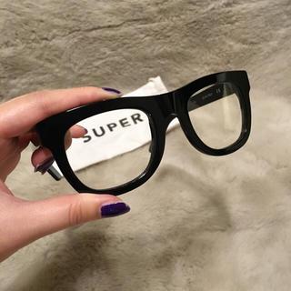"""スーパー(SUPER)の""""SUPER"""" 伊達メガネ RADD LOUNGE(サングラス/メガネ)"""