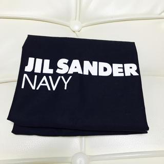 ジルサンダー(Jil Sander)の送料込  JIL SANDER NAVY 巾着袋(その他)