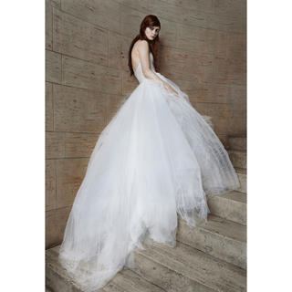 ヴェラウォン(Vera Wang)のくぅみ09様専用 VERAWANG ウエディングドレス オクタヴィア (ウェディングドレス)