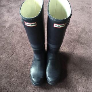 ハンター(HUNTER)のAi様専用ハンターレインブーツ パープル(レインブーツ/長靴)