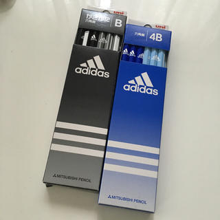 アディダス(adidas)のアロア様専用♪アディダスadidas鉛筆セット4B B(鉛筆)