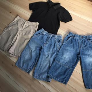 イッカ(ikka)の150サイズ 男児服 4点(その他)