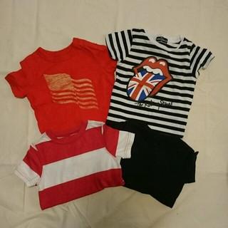 ベビーギャップ(babyGAP)の子供服 90サイズ まとめ売り(Tシャツ/カットソー)