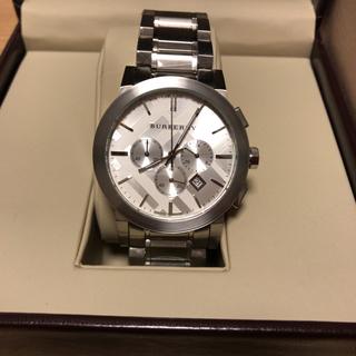 バーバリー(BURBERRY)のバーバリー腕時計bu9350 ブランド専用ボックス 保障カード付き!(金属ベルト)