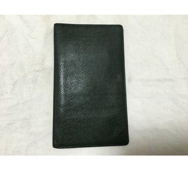 online store 3b343 69e2d 本物ルイヴィトンLVタイガ札入れ二つ折り長財布サイフメンズカード | フリマアプリ ラクマ