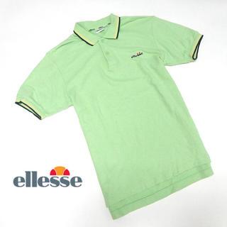 エレッセ(ellesse)の美品!! ellesse エレッセ メンズ ポロシャツH75(ポロシャツ)