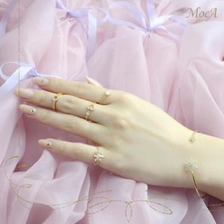 ハニーミーハニー(Honey mi Honey)のOpen Heart Freesize Ring(リング(指輪))