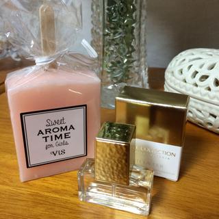 エスティローダー(Estee Lauder)の*エスティーローダ香水とVIS石鹸*(香水(女性用))
