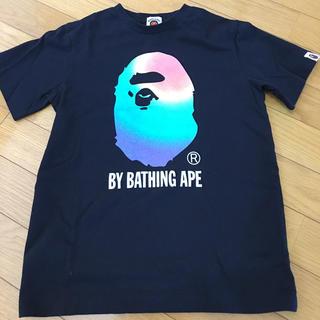 アベイシングエイプ(A BATHING APE)のABATHINGAPE kids Tシャツ 140センチ(Tシャツ/カットソー)