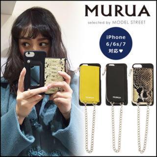 ムルーア(MURUA)のmiyamo様(iPhoneケース)