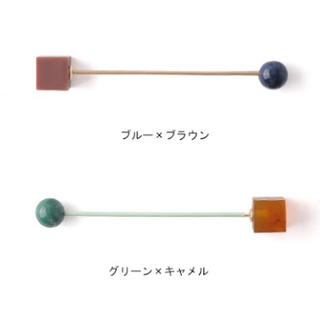 アネモネ(Ane Mone)のAnemone(アネモネ)×Rumi☆コラボヘアバトン(バレッタ/ヘアクリップ)