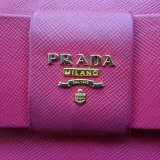 PRADA(プラダ)のまいめろ様専用。プラダ長財布 レディースのファッション小物(財布)の商品写真