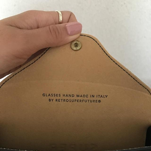 SUPER(スーパー)のSUPERサングラス レディースのファッション小物(サングラス/メガネ)の商品写真