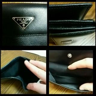 PRADA(プラダ)のプラダ財布  正規品  レディースのファッション小物(財布)の商品写真