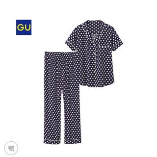 ジーユー(GU)のakina様専用 GUドットパジャマ(パジャマ)