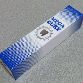 新品 メガキュア コスメ/美容のオーラルケア(歯磨き粉)の商品写真