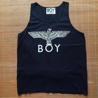 ボーイロンドン(Boy London)のBOY LONDON Black タンクトップ(タンクトップ)