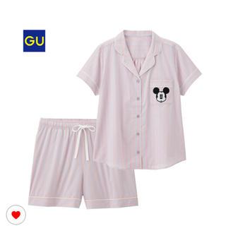 ジーユー(GU)のGU パジャマ ディズニーコラボ Mサイズ(パジャマ)