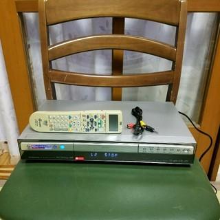 ヒタチ(日立)のエリー様専用 リモコン付!完動品!日立HDD/DVDレコーダーDV-DS160(DVDレコーダー)