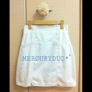 マーキュリーデュオ(MERCURYDUO)のMERCURY タイトスカート♡(ミニスカート)