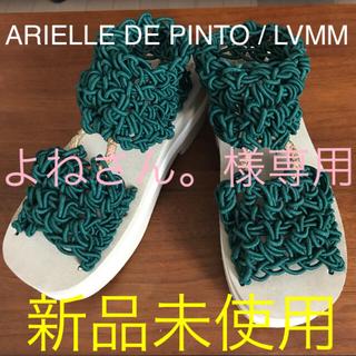 新品未使用 ARIELLE DE PINTO / LVMM サンダル(サンダル)