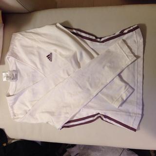 アディダス(adidas)のアディダス ロンT(Tシャツ(長袖/七分))